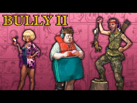 ROCKSTAR'S NEXT GAME INFO! NEW BULLY 2 LEAKED IMAGES!