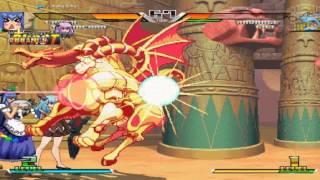 MUGEN Tag Tournament - Warzard Assault