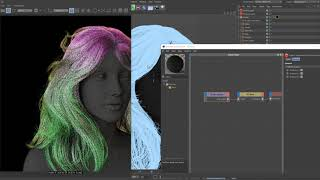 Live Stream: Ornatrix and Redshift hair shading, part 2