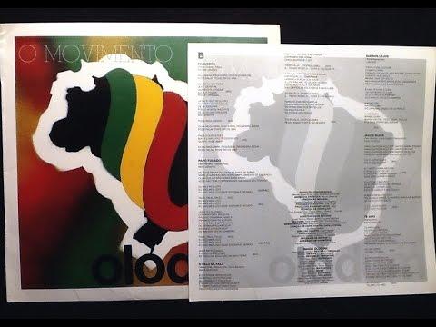 OLODUM - O MOVIMENTO (full album)