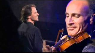 Yanni Voices - Samvel Yervinyan Solo Violin (Duet in Until The Last Moment)