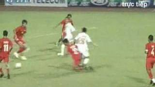U23 Vietnam - U23 Singapore 4-1 Sea Games 25 semi-finals