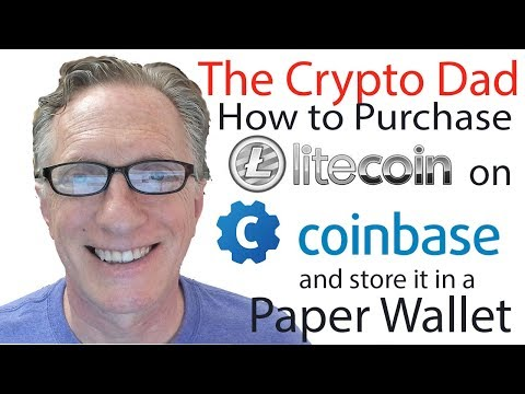 how to buy litecoin on coinbase