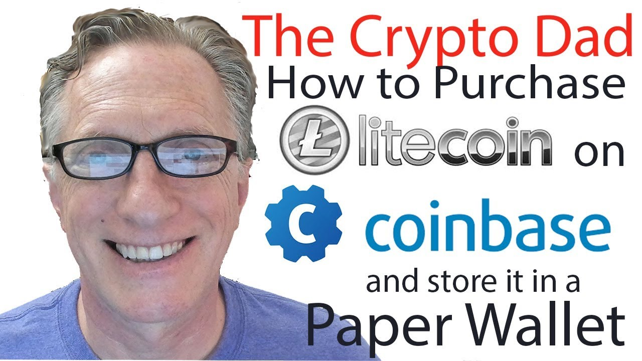 how to get your litecoin from a paper wallet
