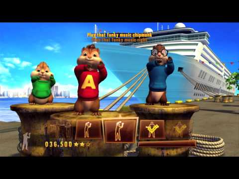 Alvin and the Chipmunks: Chipwrecked Video Game Trailer
