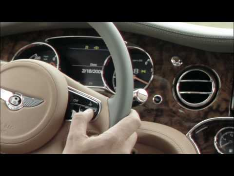 All new Bentley Mulsanne 2011  Bentley's dream lives on