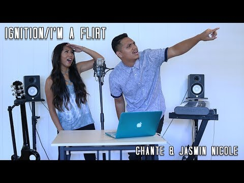 Ignition/I'm A Flirt - R Kelly (Chante & Jasmin Nicole Remix)