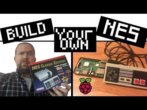 Build Your Own Retro Nintendo Classic Mini NES With Raspberry Pi!