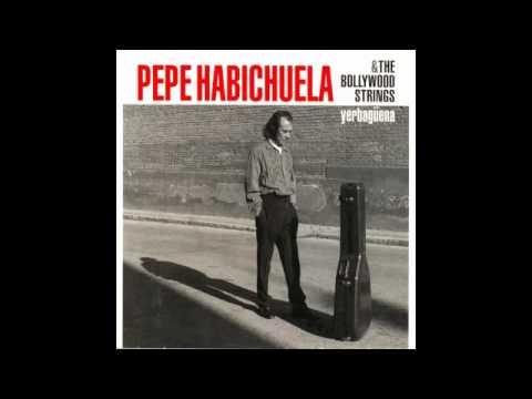 Pepe Habichuela & The Bollywood Strings [con Guadiana] - En el Grec