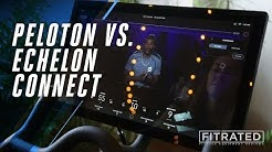 Peloton vs. Echelon Connect: Comparing Luxury to Economy Bikes