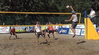 Пляжный волейбол. Мужчины. Игра за 1-е место.