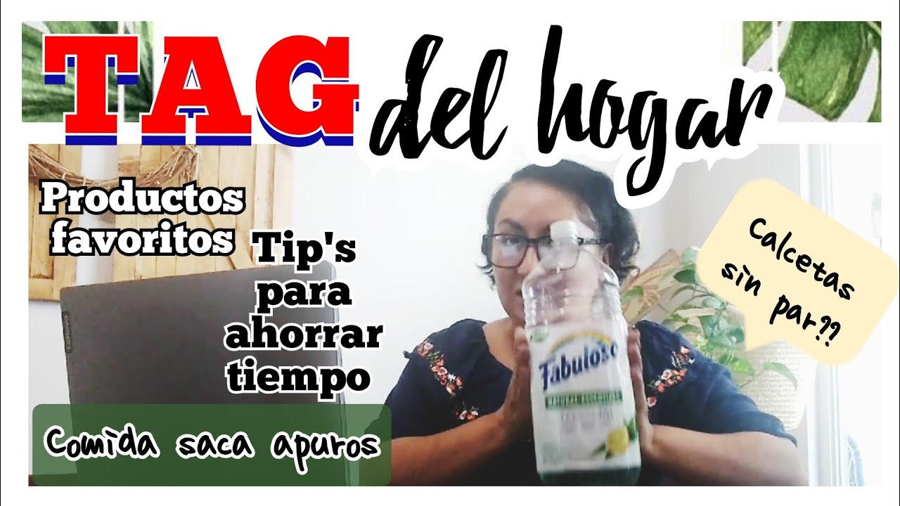 TAG DEL HOGAR/ Colaboración