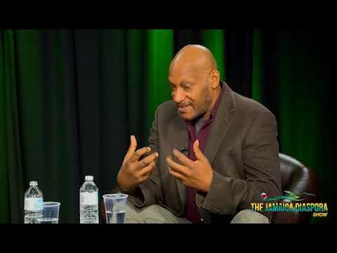 Jamaica Diaspora Show # 3  Tony Todd