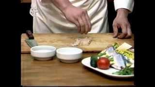 Рыбацкая кухня 16.Судак в тесте кляр