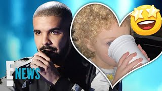 drake-shares-1st-pics-son-inspiring-message-covid-19-news