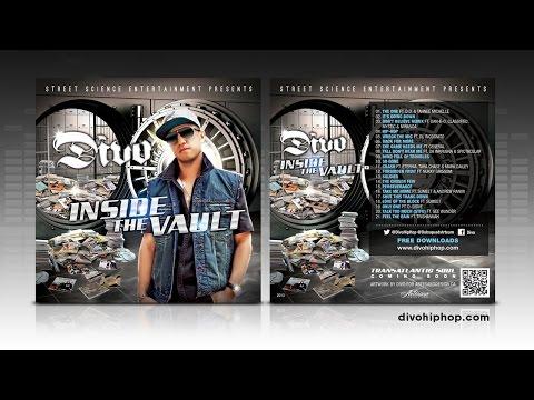 Divo - Inside The Vault Mixtape feat. Classified, Dan-e-o, D-Sisive (Hip hop)