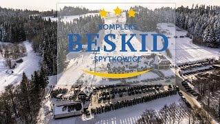 Kompleks Beskid - stacja narciarska w Spytkowicach koło Rabki.