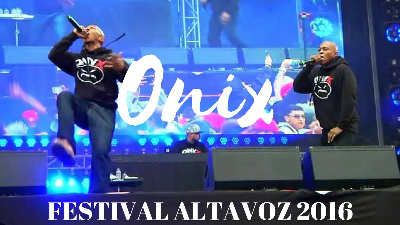 ONYX en Festival Altavoz 8549aa263e1