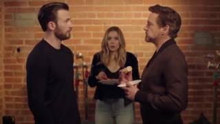 Роджерс против Старка - Последний пончик | Rogers vs Stark - The Last Donut | Русская Озвучка