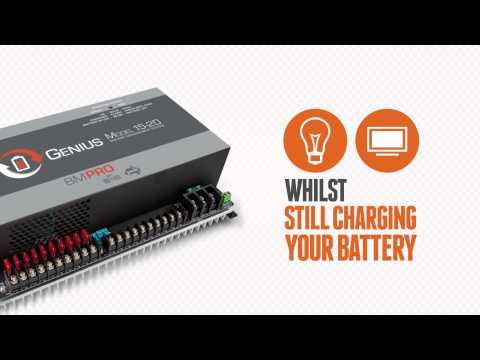 The BM PRO Genius- Battery Management System