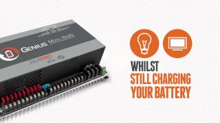 The BM PRO Genius- Battery Management System