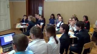07 мая 2014 года. Открытые уроки на основе УМК М.И. Башмакова 2014 год. Открытый урок 2.