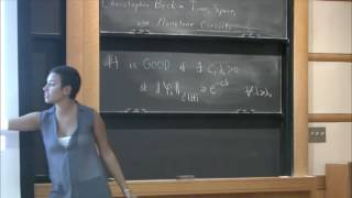 On the local geometry of the zero set of high-energy Laplace eigenfunctions - Yaiza Canzani thumbnail