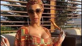 CHICHINGA Cardi B ft Ghana celebs latest song for Christmas