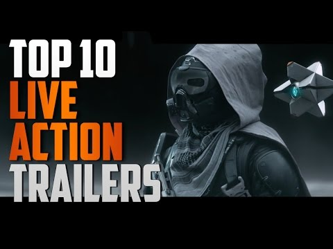 Top 10 Live Action Trailers