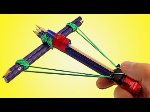 TOP 3 HOMEMADE WEAPONS