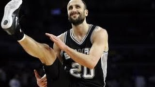Manu Ginobili- Art Of Passing