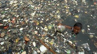Un mar de basura: la plaga del plástico asola Latinoamérica y el Caribe