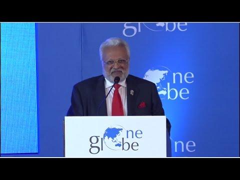 Shalabh Kumar – Keynote Speech, One Globe Forum 2017
