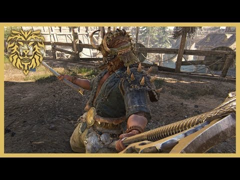 [For Honor] Berserker Rework Duels!