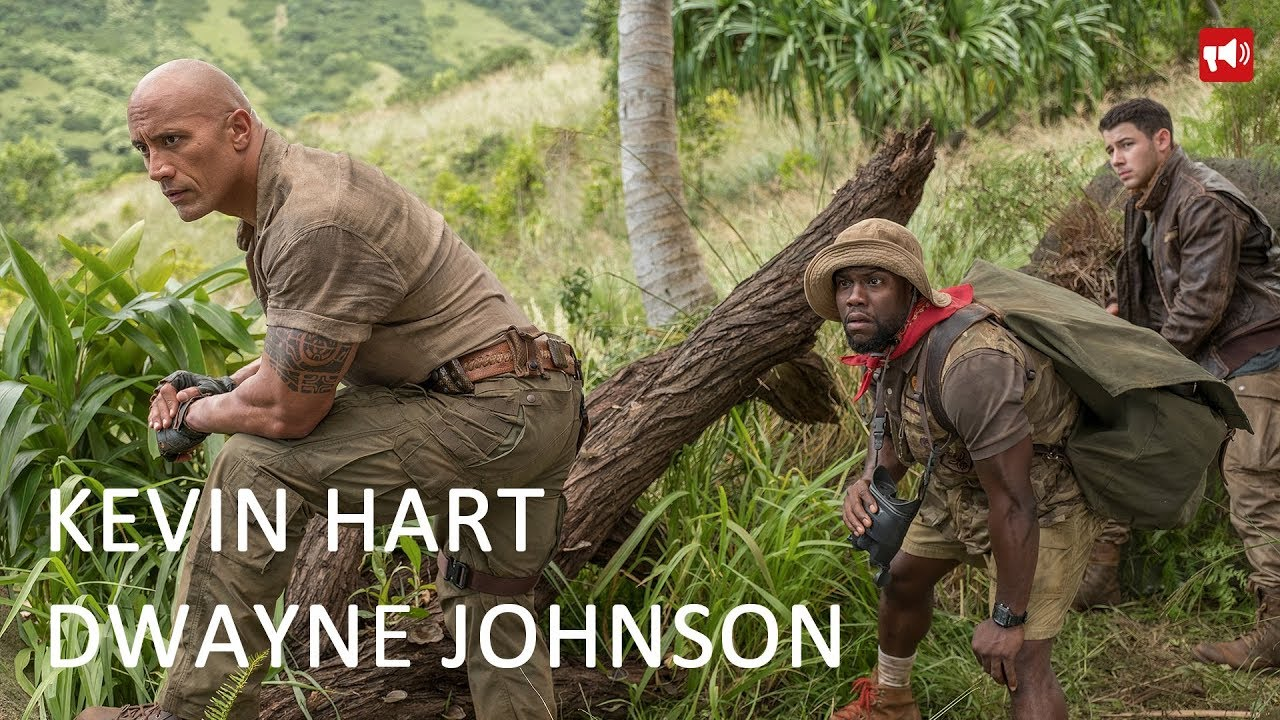 Jumanji Willkommen Im Dschungel Trailer