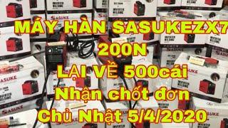 MÁY HÀN MINI ZX7 200N  KHUYỄN MÃI GIÁ 1250K MUA 1 TẶNG 4 MUA 5 TẶNG THÊM 1 BƠM 0907901305-0376660068