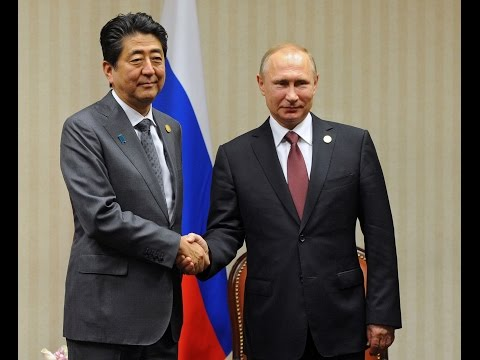Fast news | Can Putin, Abe change Asia-Pacific power dynamic?