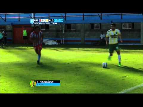 Aldosivi goleó a Arsenal y profundizó su crisis