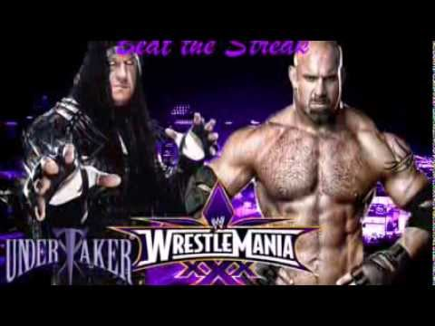wrestlemania 30 dream card