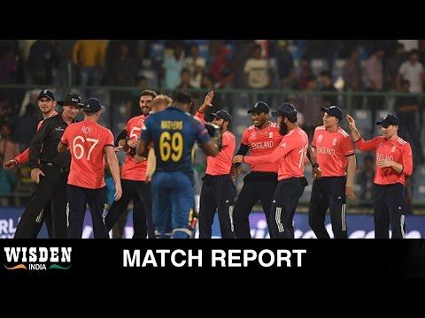 England reach semifinals despite Angelo Mathews heroics | World T20 | Wisden India
