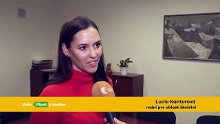 Plzeň v kostce (28.10.-3.11.2019)