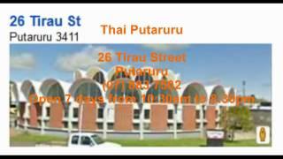 Thai Food Thai Putaruru