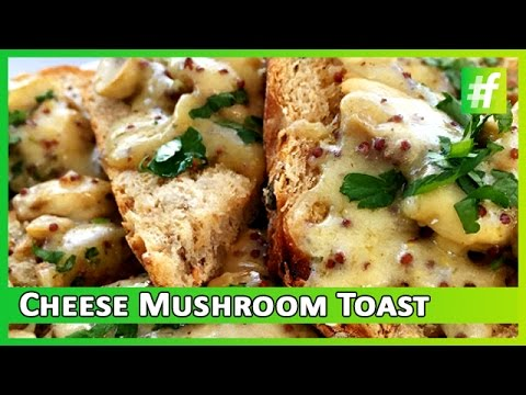 Mushroom and cheese toast food channel recipe fame food mushroom and cheese toast food channel recipe fame food indian snack recipe forumfinder Images