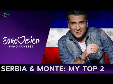 Serbia & Montenegro In Eurovision: MY TOP 2 (2004-2005)