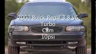 Sleepers Turbo Buick Regal vs Turbo LSx Trans AM