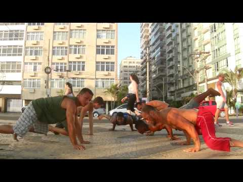 BAR BROTHERS RIO - Beach Workout