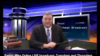 Watchman: The King of A.I. - Technology and the Image of the Beast 16 Nov 2014 Pastor Mike Hoggard
