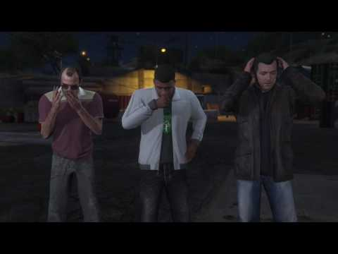 GTA 5 - Three Wise Monkeys
