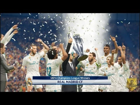 PES 2018 Champions League Final Music by Ginda01