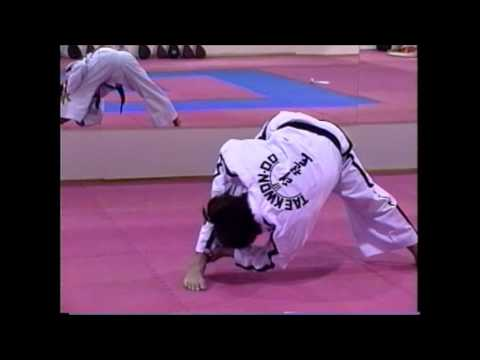 TaeKwon-Do: Curriculum Part 1: Introduction, Warm-Up And Stretching.